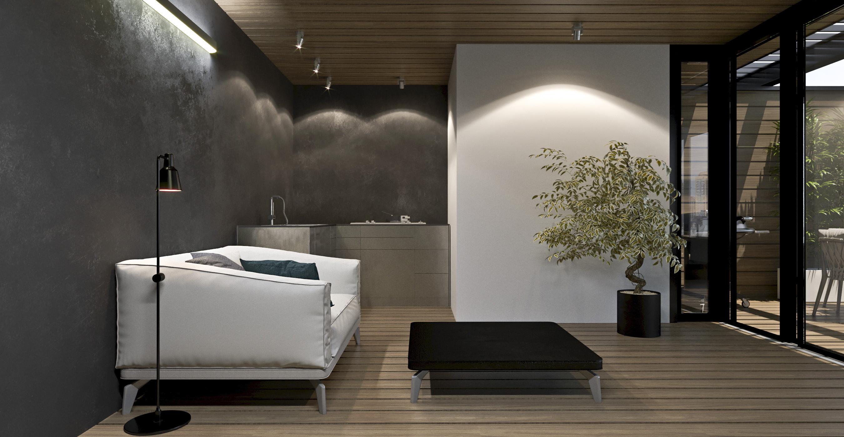 New York Concept House Flat №1